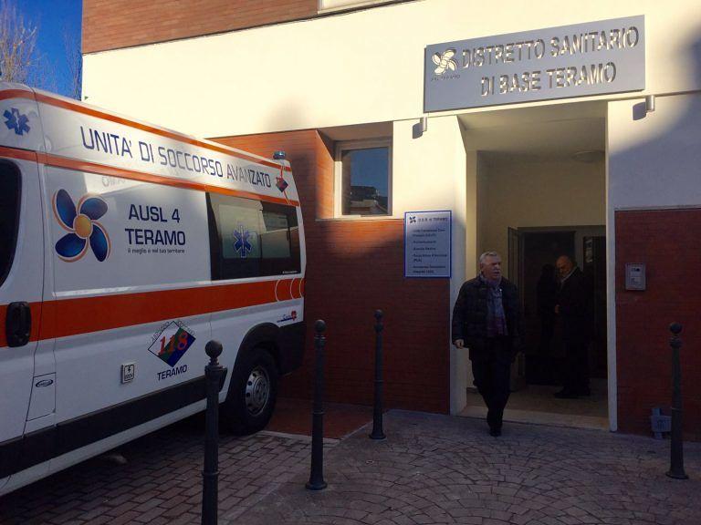 Teramo, la Guardia Medica si trasferisce in centro