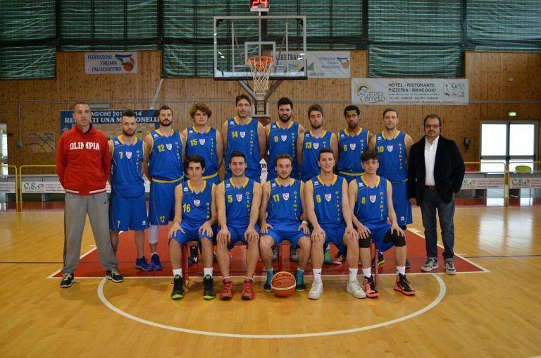 Mosciano, basket giovanile e successi dell'Olimpia