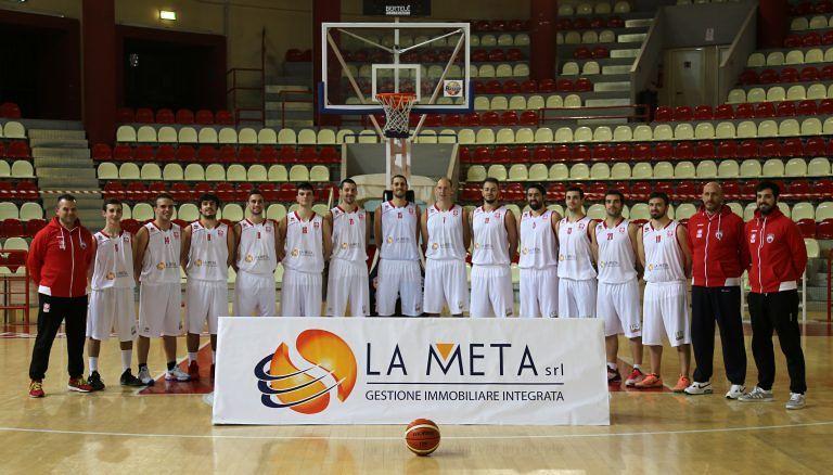Basket C Silver, La Meta Teramo alla prova Cerignola