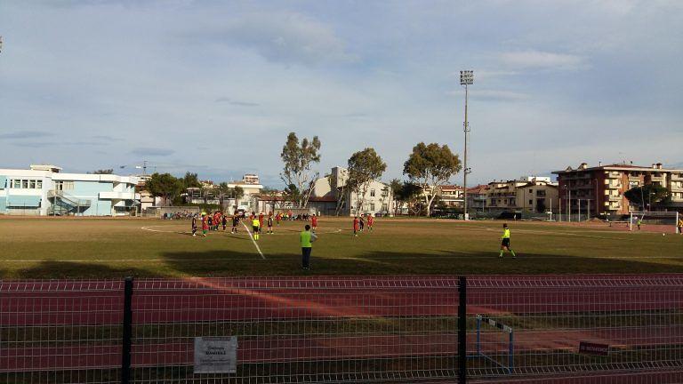 Promozione, Calcio Giulianova-Cologna 1-2: successo di rigore per gli ospiti