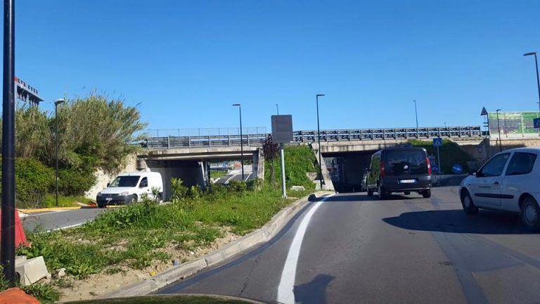 Pescara, riaperto completamente il ponte di Capacchietti