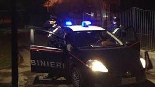 Ruba grondaie da un'abitazione: arrestato 40enne a Cappadocia