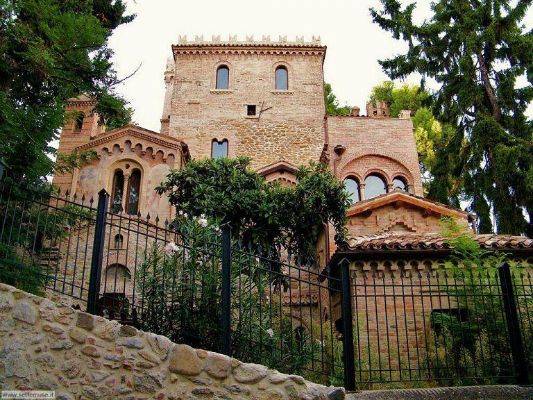 Teramo, approvata la riqualificazione del Castello Della Monica