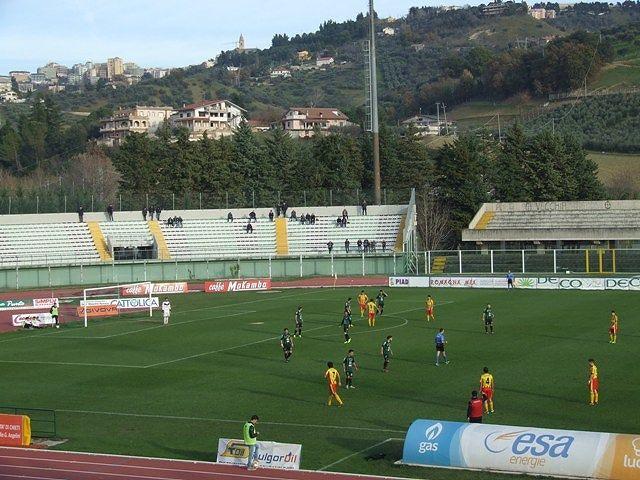 Serie D, Perletta (ad Giulianova calcio) tratta col gruppo Ettorre Gomme?