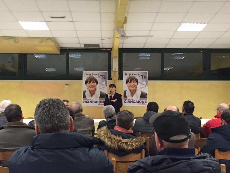 Elezioni Roseto, Ciancaione 'incontra' le frazioni di San Giovanni, Santa Lucia e Casale