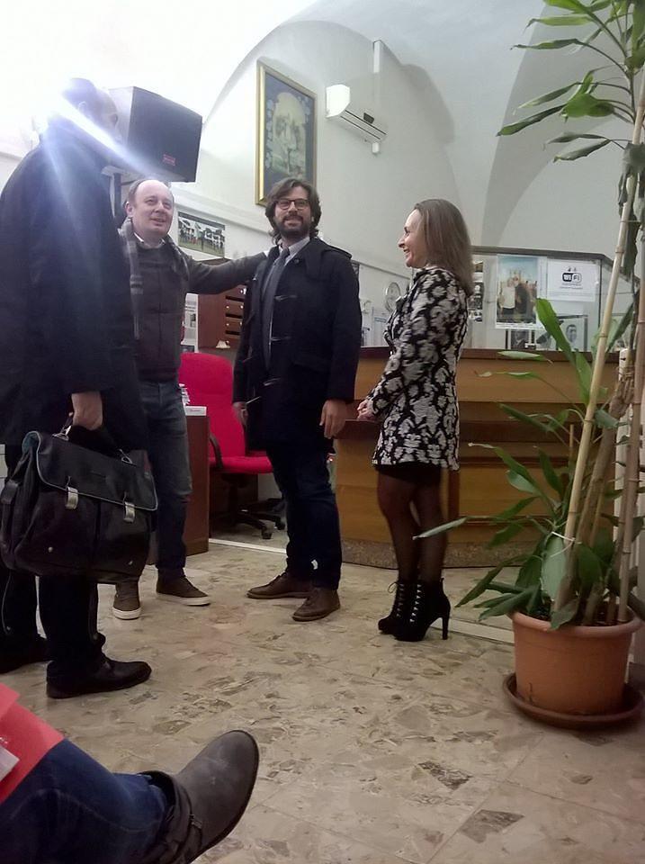 Giulianova, progetto di pet-therapy in spiaggia discusso in Commissione Urbanistica con il consigliere Pietrucci