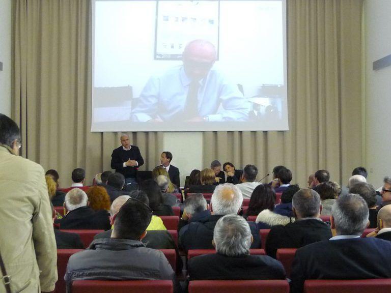 Giulianova, presentazione corso di formazione 'Ufficio unico per la programmazione e progettazione'