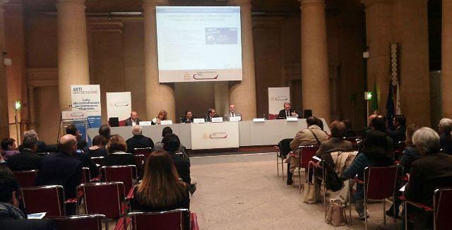 'Lotta alla contraffazione per promuovere l'economia', Di Primio a Roma per la presentazione dei risultati