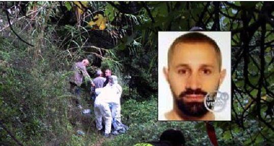 Abruzzese ucciso nel bosco a La Spezia: isolato il dna dell'assassino