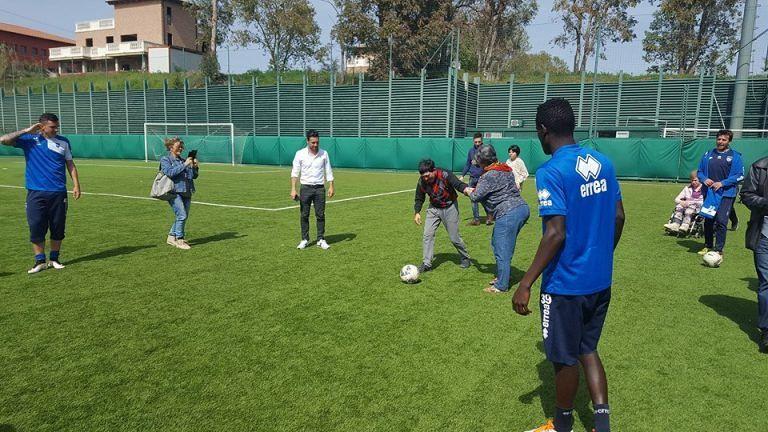 Pescara Calcio, al via la campagna su sport e disabilità