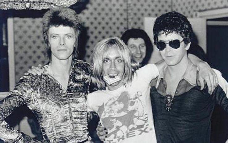 David Bowie, Mick Jagger, Iggy Pop, i migliori duetti