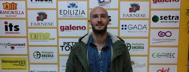 Davide Oresti nuovo giocatore del Francavilla Calcio