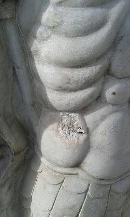 Lanciano, Casapond sul degrado del Monumento ai Caduti