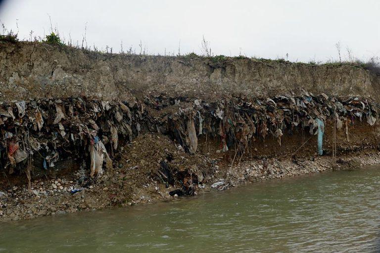 Fiume Tordino, la nuova minaccia della discarica di Coste Lanciano