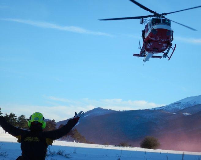 Soccorso in montagna, protocollo in Abruzzo tra Finanza e vigili del fuoco