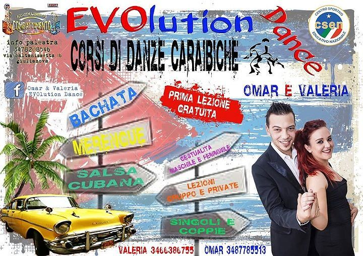La gioia di ballare da Evolution Dance   Giulianova