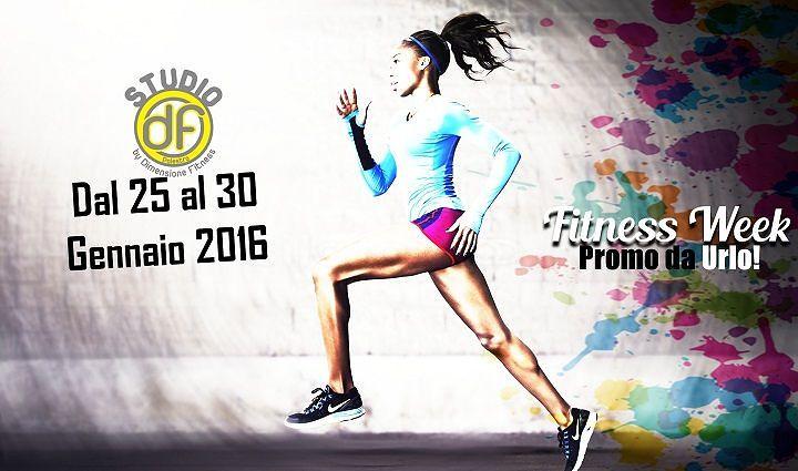 Fitness Week, una settimana di super sconti – 25/30 gennaio – Dimensione Fitness| Alba Adriatica