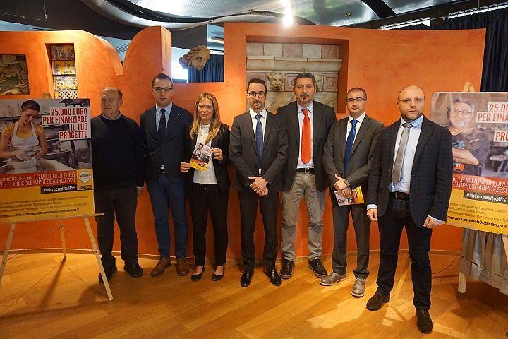 Al via microcredito 5 Stelle Abruzzo, 120 aziende finanziate dal taglio degli stipendi