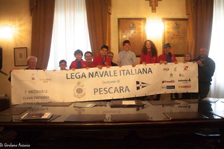 Pescara, al via la Prima Regata nazionale del circuito Contender