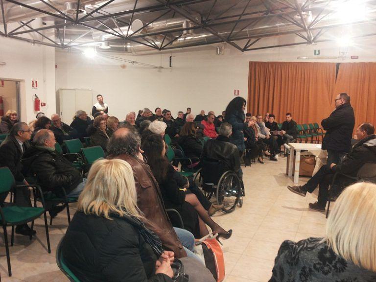 Giulianova, grande partecipazione all'Assemblea di Quartiere Annunziata su sicurezza, bonifica ex depuratore e tutela costa sud