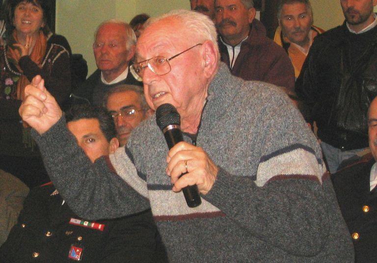 Abbateggio piange Don Gino, il primo sindaco del Dopoguerra
