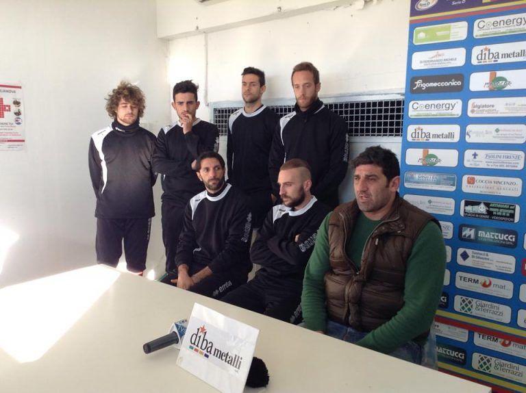 Serie D, Perletta paga e i giocatori si allenano. Niente sciopero in casa Giulianova