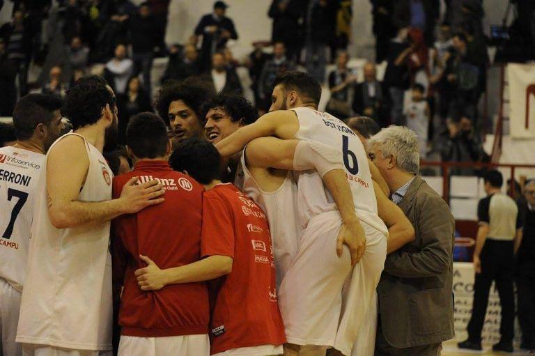Basket, scattano i play-off: Campli-Amatori Pescara