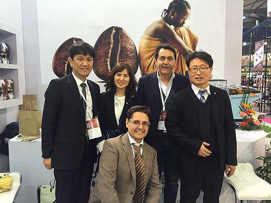 Moscufo, il caffè abruzzese conquista la Cina alla fiera Hotelex