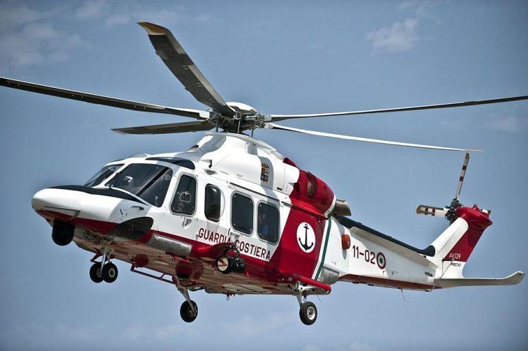 Pescara, nasce la sezione Volo Elicotteri della Guardia Costiera