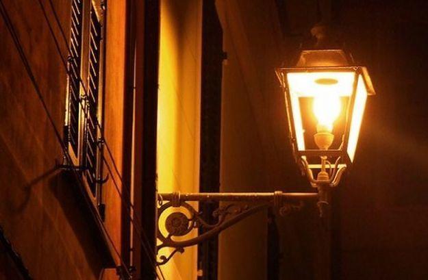 Chieti, nuova illuminazione in via Toppi