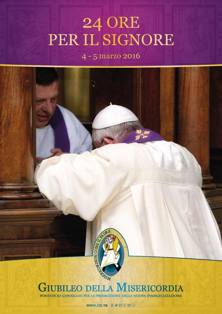 Pescara-Penne, chiese dell'arcidiocesi aperte la notte tra 4 e 5 marzo