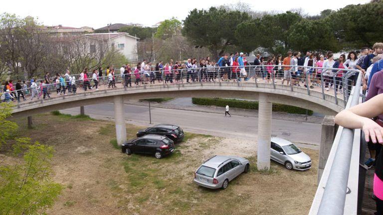 Pineto, quasi duemila partecipanti alla Passeggiata di Primavera