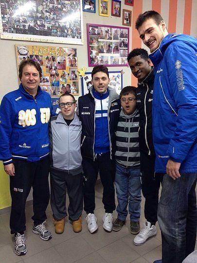 Roseto, al via le finali del Campionato Italiano di Basket per Disabili FISDIR
