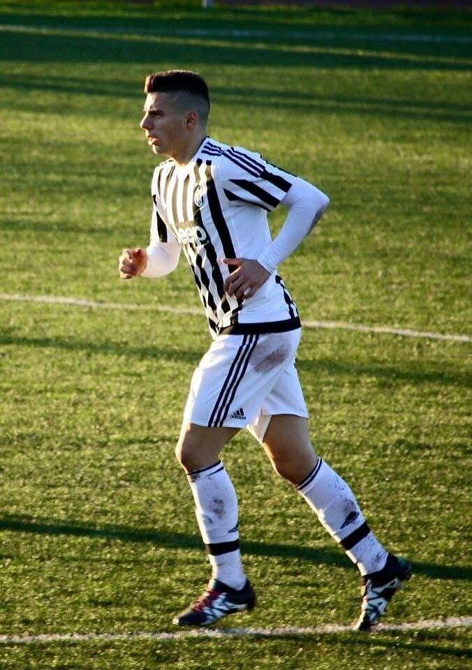 Primo gol per Alessio Di Massimo con la maglia della Juventus