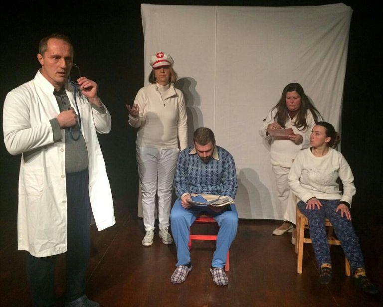 Pescara, il progetto di teatro terapia per i pazienti di psichiatria