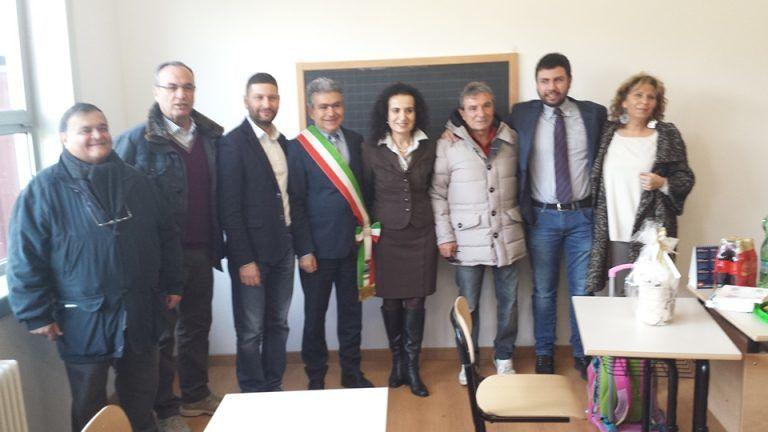 Roseto, inaugurate le nuove aule alla scuola Schiazza di via Veronese FOTO