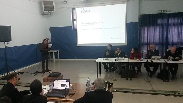 Gasdotto Larino-Chieti, attivisti contrari: 'Inutile e dannoso, in Abruzzo consumi gas sono dimezzati'