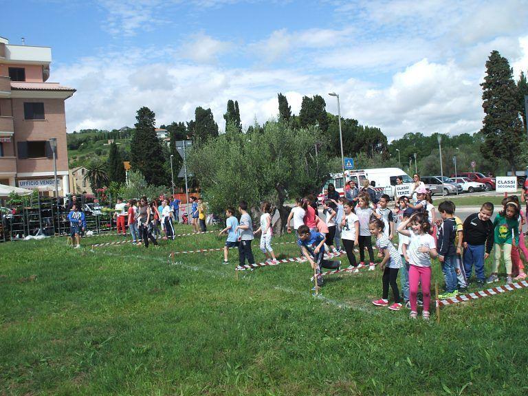 Roseto, Sport senza confini al parco del Borsacchio FOTO