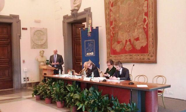 Consiglio Nazionale Anci, Di Primio interviene su sicurezza urbana e riforma Pubblica Amministrazione