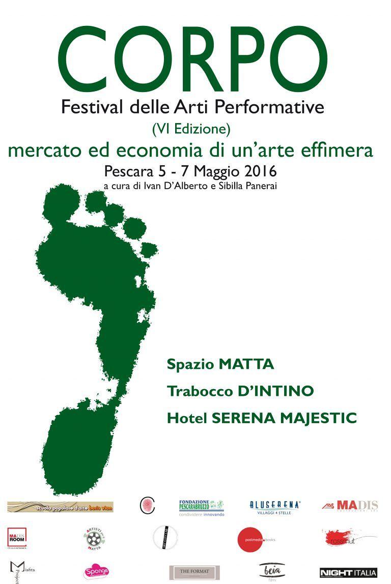 Pescara, al via la tre giorni di Festival delle Arti performative