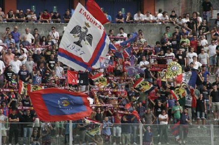 Tanti sbadigli al 'Fattori', 0-0 fra L'Aquila e Tuttocuoio