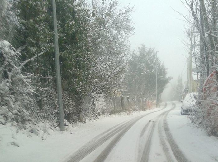 Maltempo nel weekend in Abruzzo: vento e pioggia sulla costa e neve nell'aquilano e in montagna)