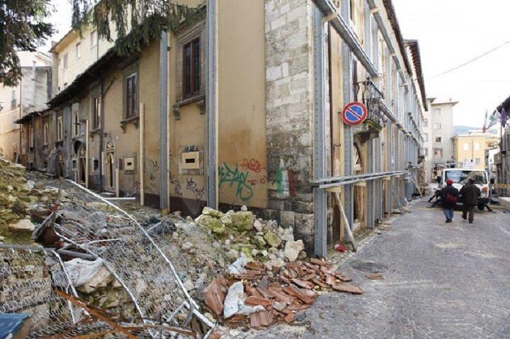 Ricostruzione L'Aquila: su siti Usra e Comune report su fondi