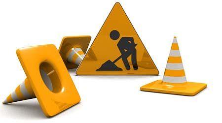 Teramo, rottura di una condotta fognaria: lavori in circonvallazione Ragusa