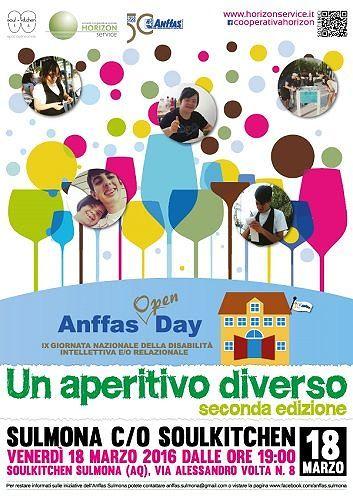 Sulmona celebra la IX Giornata Nazionale della Disabilità Intellettiva e/o Relazionale