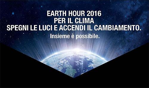 Grande adesione in Abruzzo alla decima edizione dell'Ora della Terra