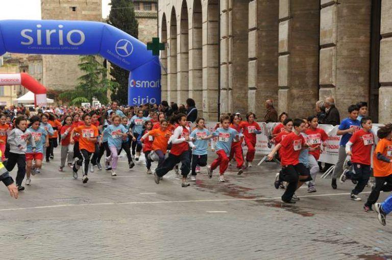 Teramo, Maratonina Petruziana per le scuole rinviata al 22 maggio