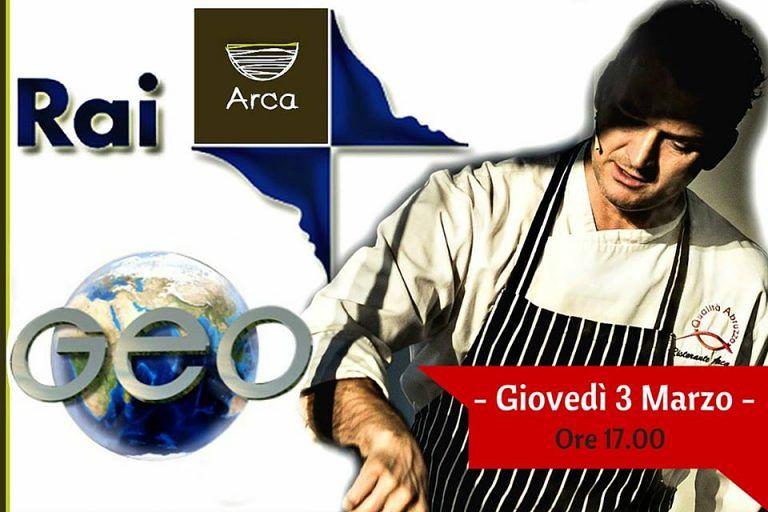 Alba Adriatica, Massimo Capretta di nuovo in tv a Geo & Geo
