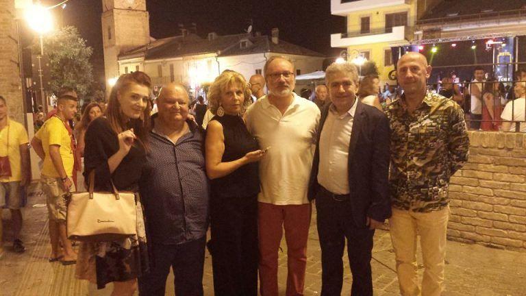 Roseto, polemica su Mostra dei Vini: la replica del sindaco Pavone