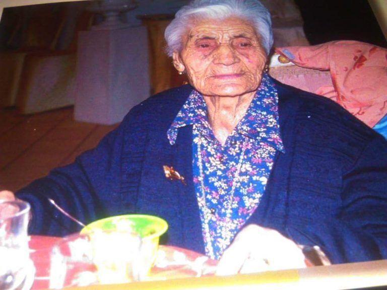 Montone festeggia i 105 anni di Nerina
